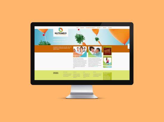 Website Nutrimeio