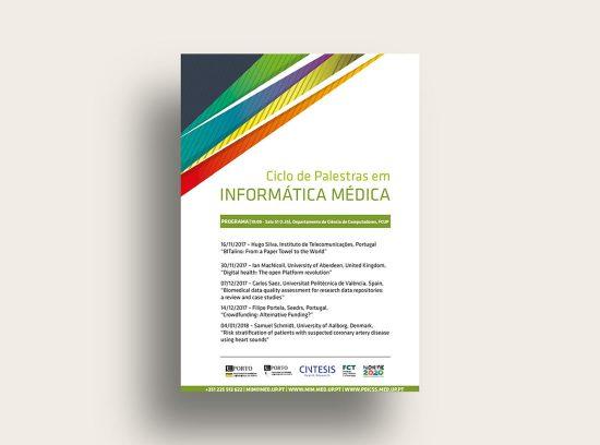 Ciclo de Palestras em Informática Médica - 2017