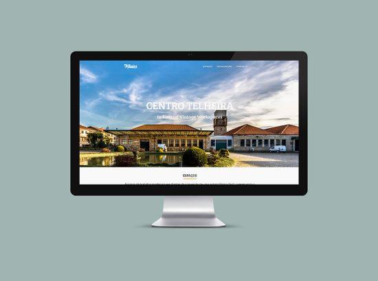 Webiste Centro Telheira